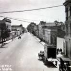 Calle del Cipres Colonia Santa Maria.