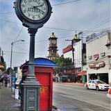 Reloj público - Tijuana, Baja California