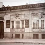 Consultorio del Dr. Gregorio Oneto Barenque Colonia Roma de la Ciudad de México