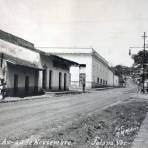 Avenida 20 de Noviembre Jalapa Veracruz.