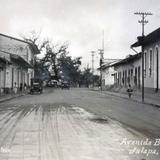 Avenida Bolivar Jalapa Veracruz.