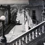 Antigua Calle de Bolivar Jalapa Veracruz.