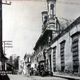 Calle Zaragoza Jalapa Veracruz.