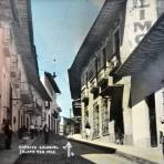 Un aspecto colonial Jalapa Veracruz.