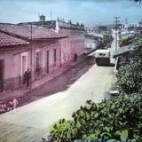 Calle 5 de Mayo Jalapa Veracruz.