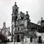 Templo de San Marcos.