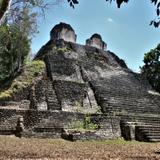 Edificio 1 - Dzibanché, Quintana Roo