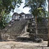 Edificio 6 - Dzibanché, Quintana Roo