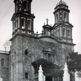 El Santuario de Guadalupe.