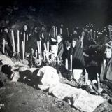 Noche de muertos.