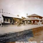 Estacion E Sur Pacifico.