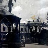 Kiosco Jardin y Palacio.