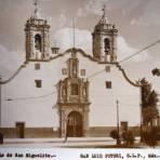 Templo de san Miguelito.