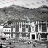 Palacio y cerro de La Bufa.
