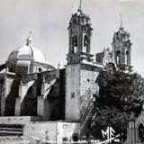 La iglesia de Plateros.