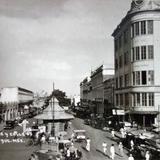 Edificio siglo XIX y calle 65.