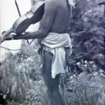 Musico Nativo de Creel Chuihuahua.
