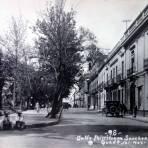 Calle Prisciliano Sanchez.