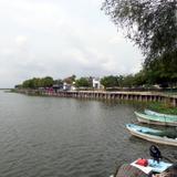 Paseo Laguna el Champayan - Altamira, Tamaulipas