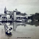 El Rio Zula Ocotlán, Jalisco.