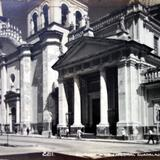 Entrada a La Catedral.