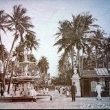 Escena callejera( Fechada en 1914 ).