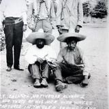 Coronel Natividad Alvarez durante La Revolucion Mexicana.