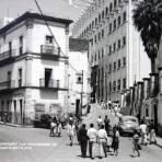 Plaza deLa Compania y de La Universidad.