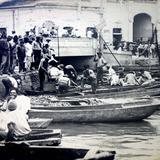 Lugar desconocidp Posiblemente el Canal de La Viga Cd. de Mexico.