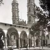 Torres de el Santuario.