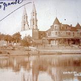 La Iglesia ( Circulada el 9 de Noviembre de 1908 ).
