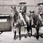 Tipos Mexicanos unos Charros.