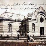 Manantiales en Xochimilco edificio de bombas por el Fotógrafo Fernando Kososky.