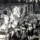 Carnaval de Veracruz 1934.