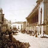 Avenida Gonzalez Ortega.