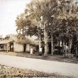 Pueblo de Santa Ines Municipio de Altamira Tamaulipas ( Circulada el 27 de Junio de 1938 ).