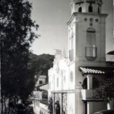 Cine Posada de la Mision ( Circulada el 9 de Enero de 1947 ).