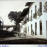 Barrio de San Rafael ( Circulada el 5 de Febreroo de 1930 ).