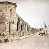Acueducto de Acambaro Guanajuato .