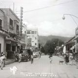 Avenida Ruiz Cortines.