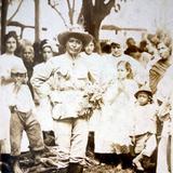 Segunda Mujer Teniente Durante La Revolucion Mexicana.