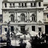 Recuerdo de La Inaguracion del Palacio Municipal ( 4 de Octubrede 1907 )