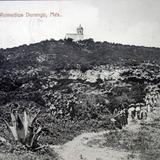 Cerro de Los Remedios ( Circulada el 6 de Marzo de 1909 ).