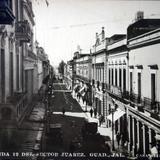 Avenida 12 del sector Juarez.
