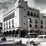 Teatro Plaza. ( Circulada el 12 de Julio de 1949 ).