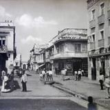 Escena callejera en Veracruz por Fotógrafo Jacobo Granat.