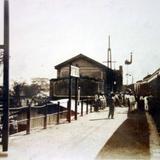 Estacion Ferroviaria Potrero.