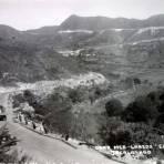 "Carretera Mexico -Laredo "" El Frijol""."
