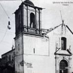 Iglesia de San Juan de Dios Oaxaca.