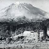 Volcan Popocatepetl Amecameca Edo de México.